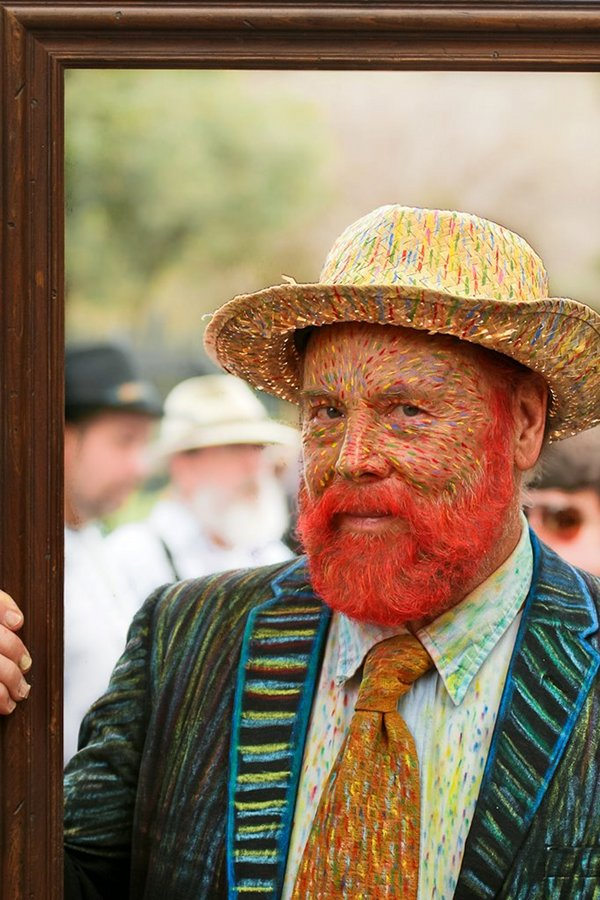 Amazing Vincent Van Gogh Cosplay