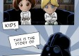 How I met your mother Star Wars edition